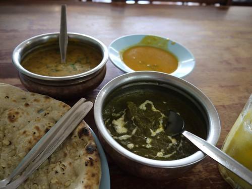 Indian Food in Melaka