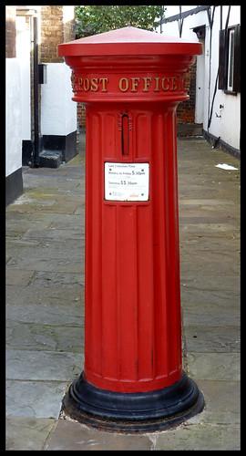 Eton Postbox