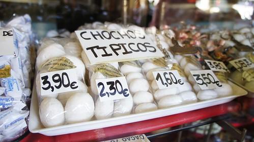 Chochos de Salamanca