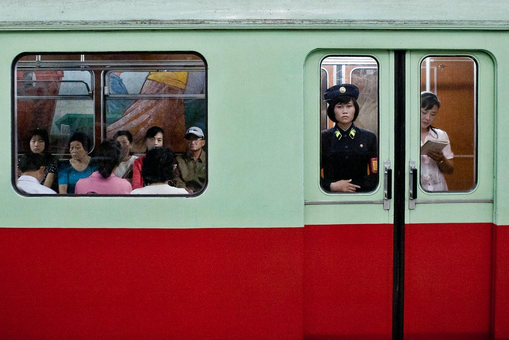 Pyongyang Metro (North Korea)