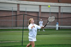 soft tennis, individual sports, tennis, sports, competition event, tennis player, player, net, ball game, racquet sport,