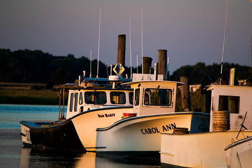 sunset water sunrise boats boat fishing dock crabbing workboat delawre