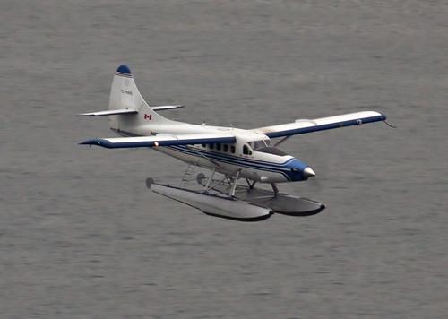 Harbour Air De Havilland Canada DHC-3T Vazar Turbine Otter C-FHAS 3