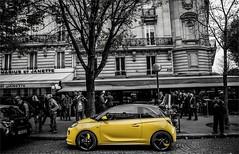 Vorstellung des Opel ADAM in Paris