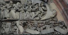 Els condemnats a l'infern, església de St Lorenz, Nuremberg