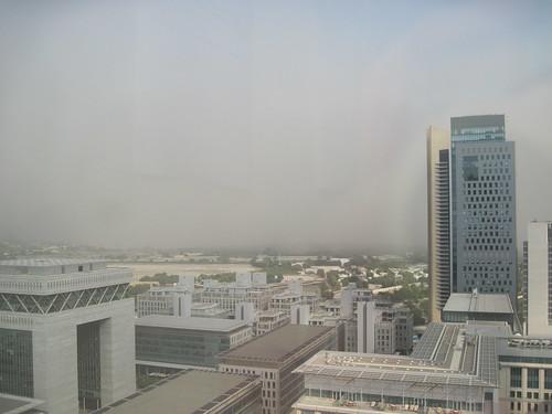 Approaching Sandstorm