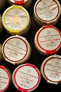 Bordier Yogurt