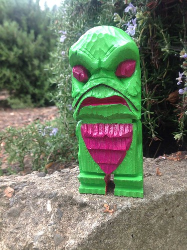 Creature Inspired Tiki by Jason Dryg