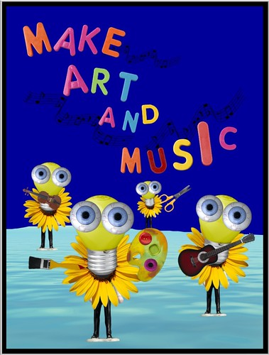 Make Art and Music