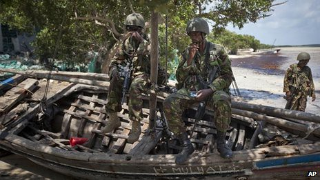 Kenya Defense Forces are carrying out the foreign policy objectives of US imperialism in East Africa. They have assaulted the southern Somalia port city of Kismayo from air and land. by Pan-African News Wire File Photos