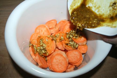 28 - Zu Süßkartoffeln geben / Add to batatas