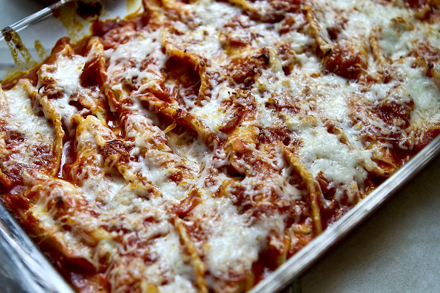 pepperoni pasta bake | Flickr - Photo Sharing!