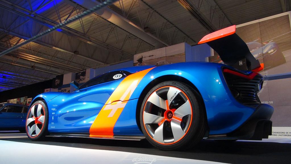 8037668834 59589a05e2 b   Renault introduces Alpine A110 50