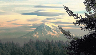 Painterly Rainier 2B