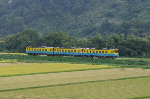 由利高原鉄道 YR1500形3両サヨナラ運転 #07