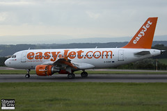 G-EZDF - 3432 - Easyjet - Airbus A319-111 - 120812 - Bristol - Steven Gray - IMG_1502
