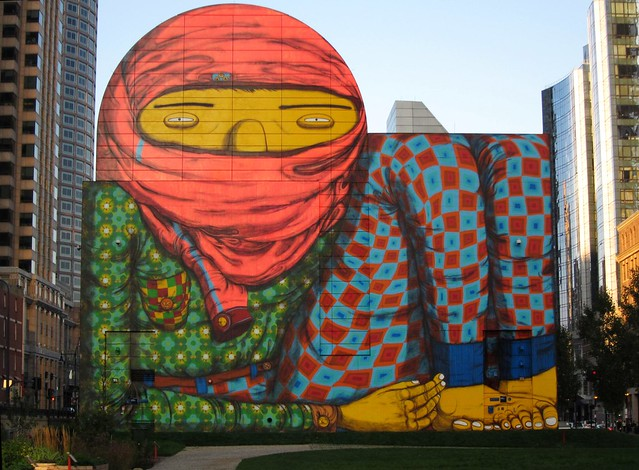 The dewey square mural 2012 flickr photo sharing for Dewey square mural 2016