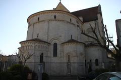 Cathédrale Saint-Caprais à Agen
