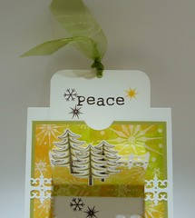 121001 Linda christmas Surprise Pop Up card above