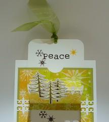 121001 Linda christmas Surprise Pop Up card above
