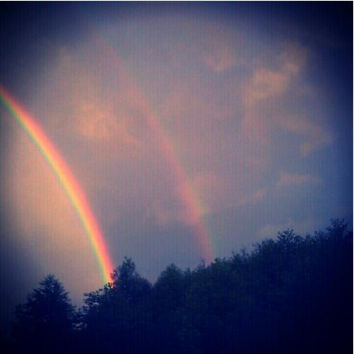 {double} rainbow