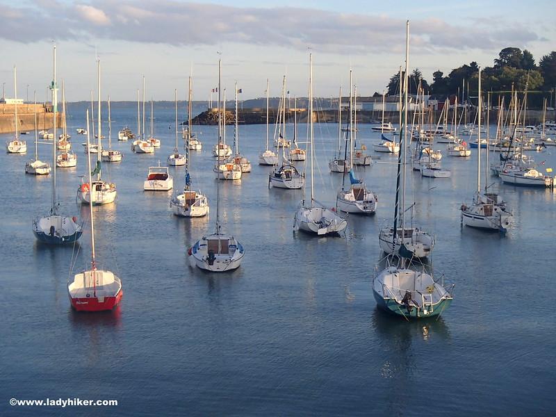 Saint Quay Portrieux, harbour, Brittany