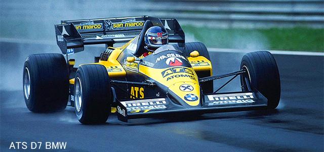 F1 HEROES 018「ゲルハルト・ベ...