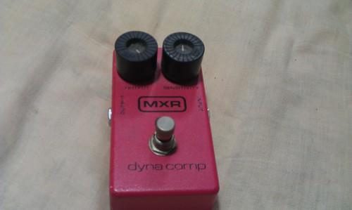 MXR Dyna Comp by Kanda Mori