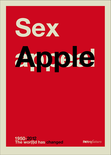Sex Apple - The wor(l)d has changed