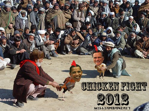 CHICKEN FIGHT 2012 by Colonel Flick