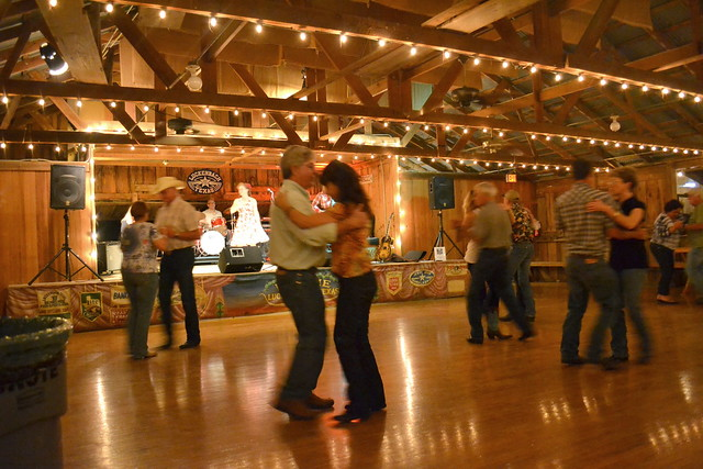 Dancers at Luckenbach