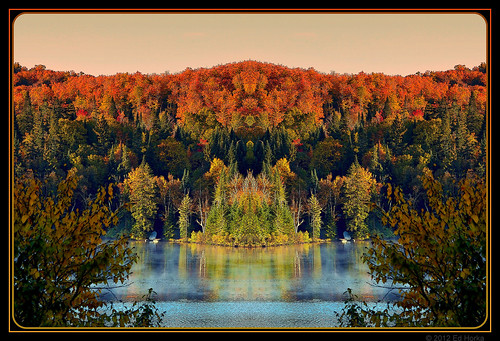 Laurentians - If nature were symmetric