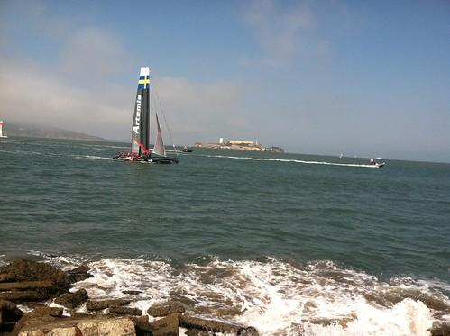 America's Cup San Francisco - Artemis
