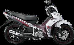 Sepeda Motor Injeksi Jupiter Z1, Pilih sendiri warnamu