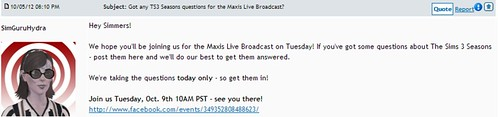 Maxis Chat