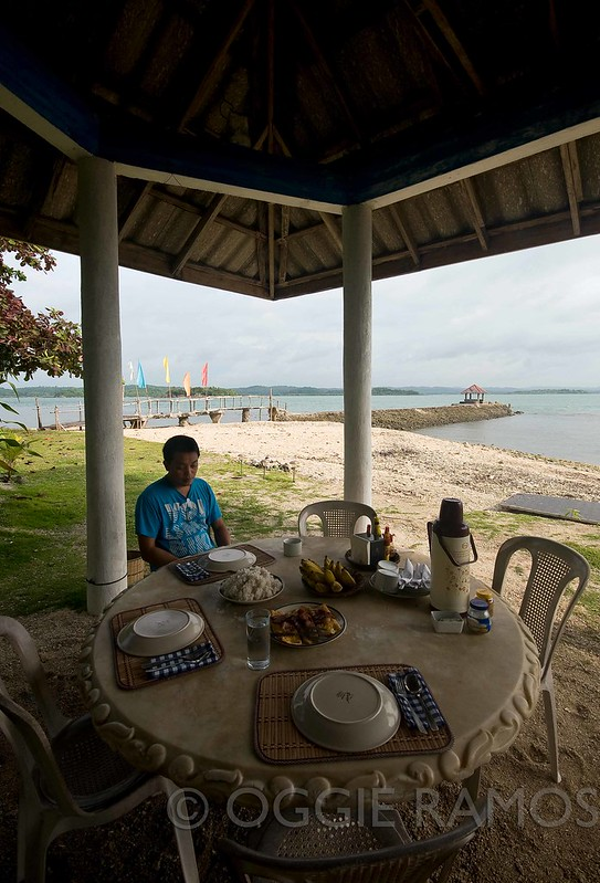 Guimaras Nagarao Lunch by the Beach