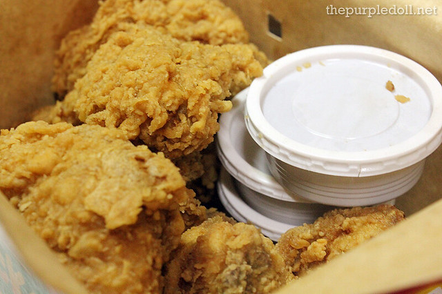 8-piece Fried Chicken P457