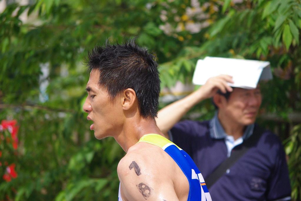 2012台東之美鐵人三項比賽