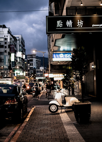 Early Evening Streets by Photos By 夏天