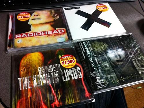2012年・買ったCD/DVD その11