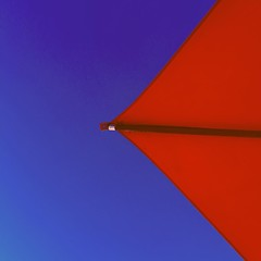 Mare cielo #mare #cielo #ombrellone