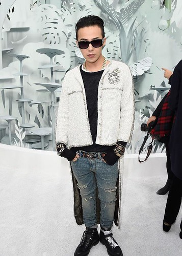 GD Haute Couture Chanel 2015-01-27 - Press - 2