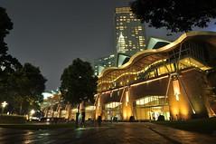 Kuala Lumpur at night 2