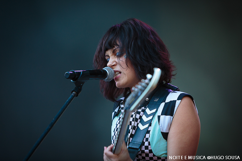 The Last Internationale - Vodafone Paredes de Coura '16