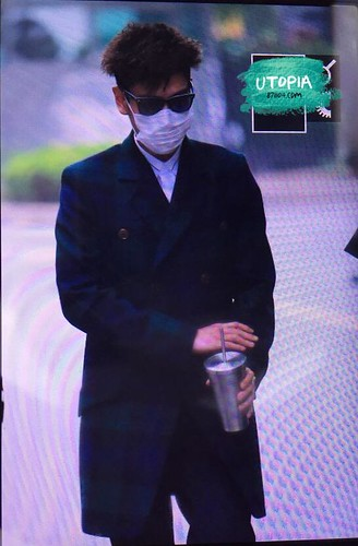 Big Bang - KBS Music Bank - 15may2015 - TOP - Utopia - 05