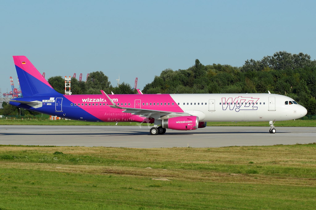 HA-LXI - A321 - Wizz Air