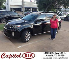 #HappyBirthday to Jessyka from Robert Bills at Capitol Kia!