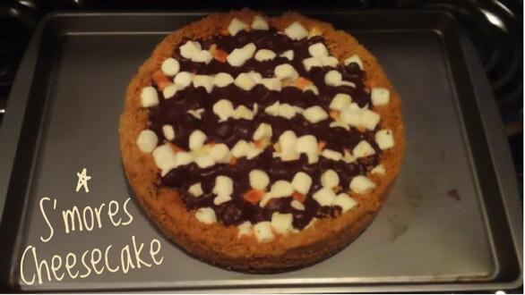 Recipe Box: S'mores Cheesecake