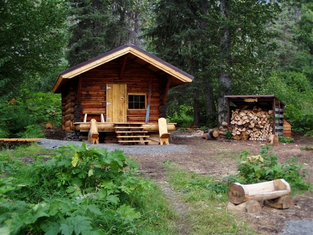 Upper russian lake cabin flickr photo sharing for National forest service cabins