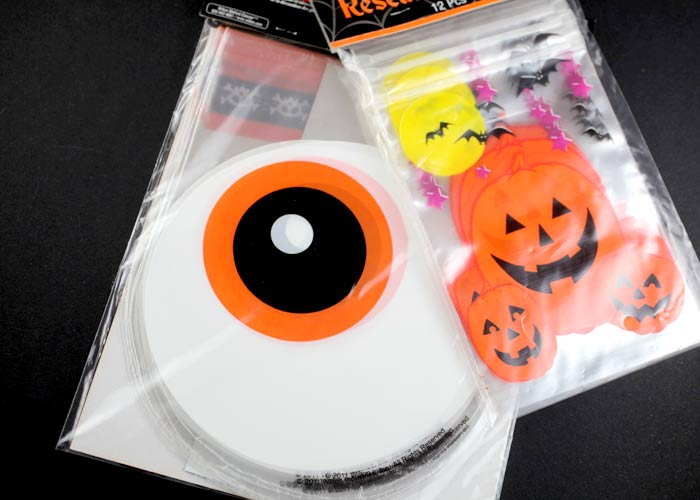 Eyeball Treat Bags
